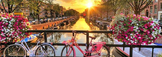 Foto Pacote Amsterdam