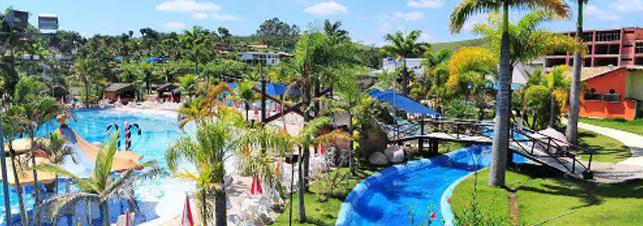 Foto Aldeia das Águas Park Resort - Quartier