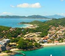 Bombinhas Summer Beach Hotel & Spa em Promoção | Hotel Urbano