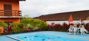 Oferta: Chales Marbela 2, Ubatuba, R$ 249 | Hotel Urbano