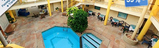 Oferta: Hotel Marlim, Porto Seguro, R$ 650 | Hotel Urbano