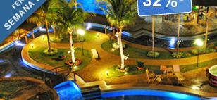 Oferta: Thermas de Olimpia Resort, Olimpia, R$ 2.590 | Hotel Urbano